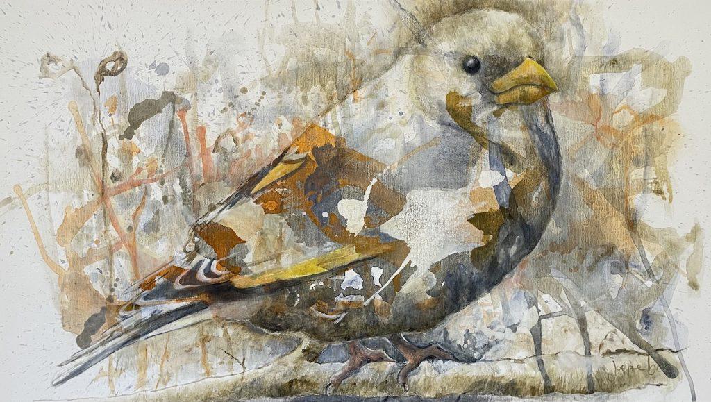 schilderij-joepe-bos-geelgors-2020-90x160