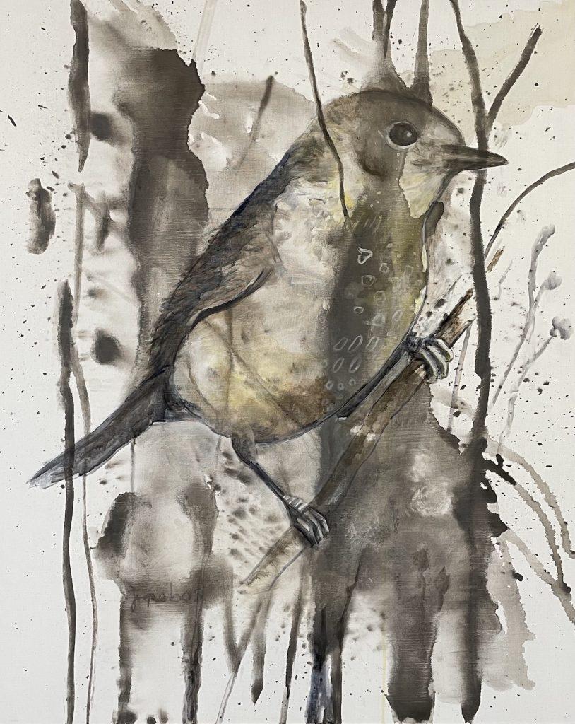 schilderij-joepe-bos-op-het-puntje-van-mijn-tak-110x90